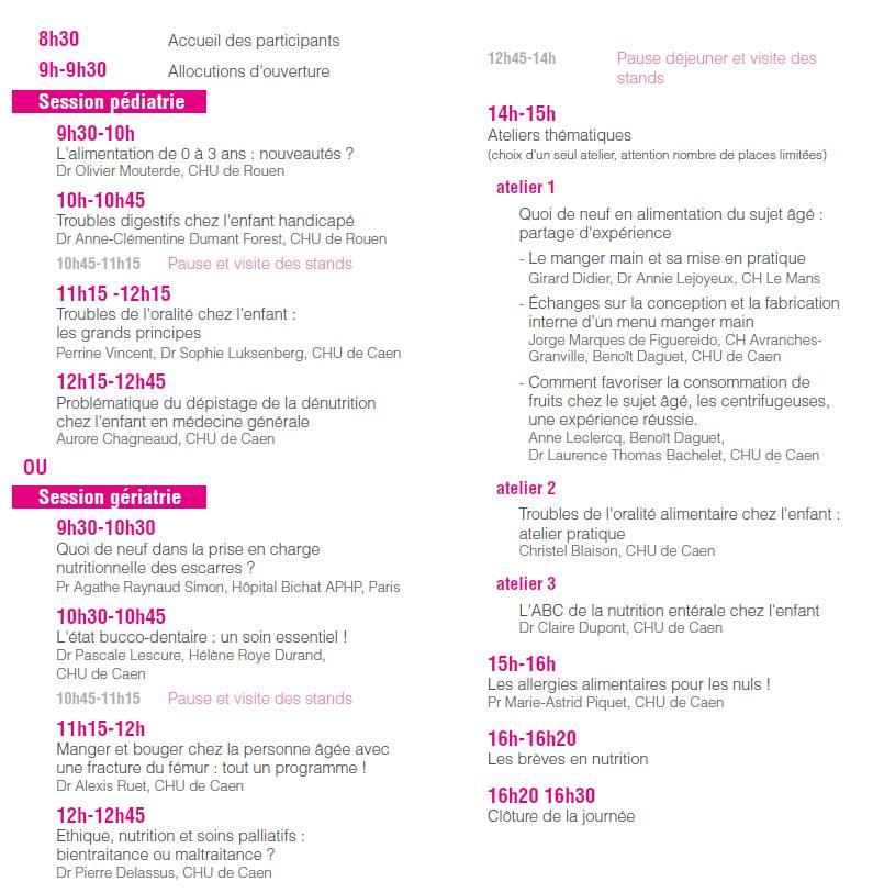 Programme v2